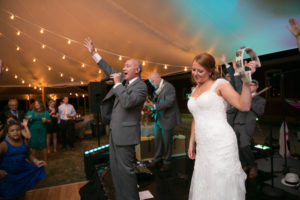 Groove Alliance Maine Wedding Band