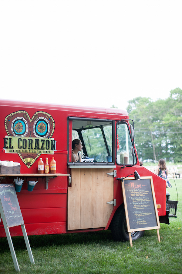 Maine Wedding Food Truck